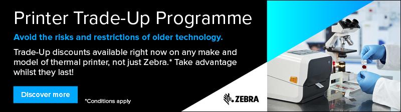 Zebra Printer Trade Up Programme